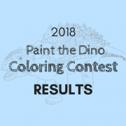 Coloring Contest Results