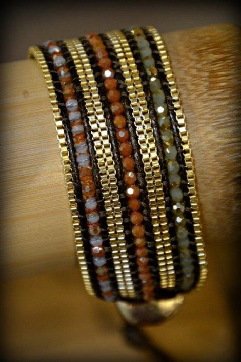 Beaded jewelry in the Natural Selections Gift Shop | Croctoberfest Special Event Coupon