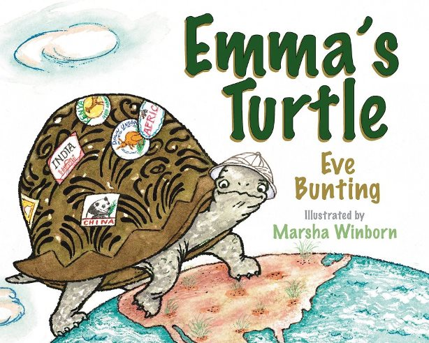Emma's Turtle | Reading with Reptiles at Clyde Peeling's Reptiland