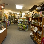 Natural Selections Gift Shop at Clyde Peeling's Reptiland