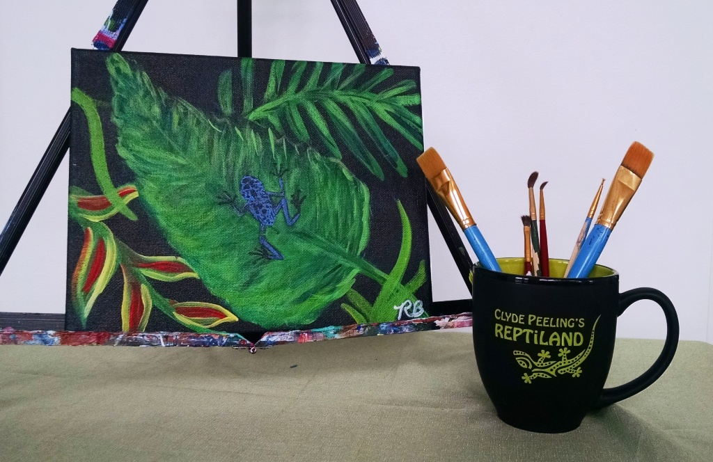 Support Frog Conservation with a Night at the Zoo!