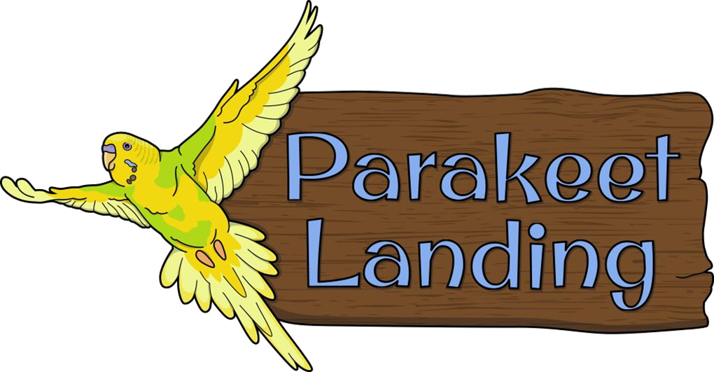 Parakeet Landing at Clyde Peeling's Reptiland. Surround yourself with hundreds of feathered friends in Reptiland's interactive aviary!