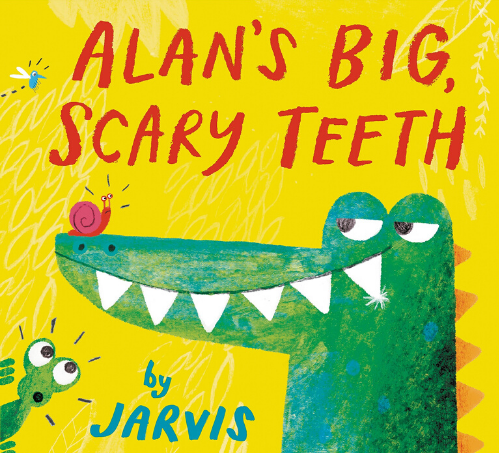 Alan's Big Scary Teeth | Reading with Reptiles: Story time at the Zoo | Clyde Peeling's Reptiland