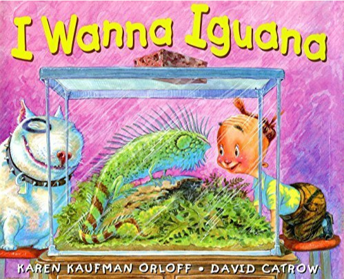 I Wanna Iguana | Reading with Reptiles: Story time at the Zoo | Clyde Peeling's Reptiland