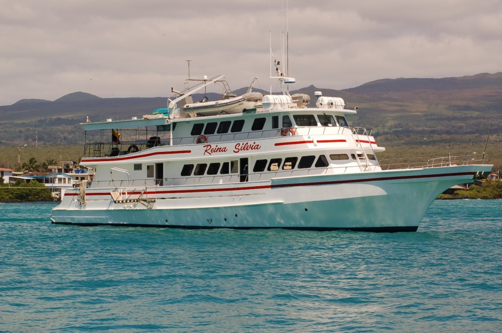 Galapagos Islands- luxury boat