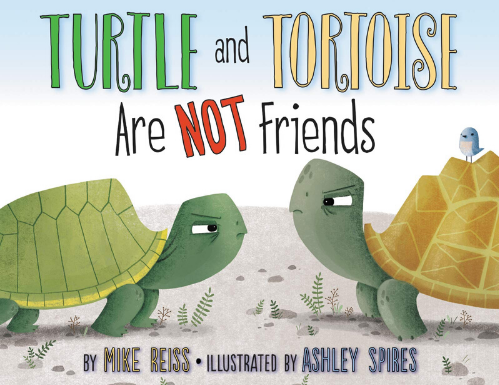 Turtle and Tortoise Are Not Friends | Reading with Reptiles: Story time at the Zoo | Clyde Peeling's Reptiland