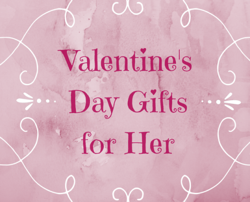 What's in Store: Valentine's Day Gifts for Her