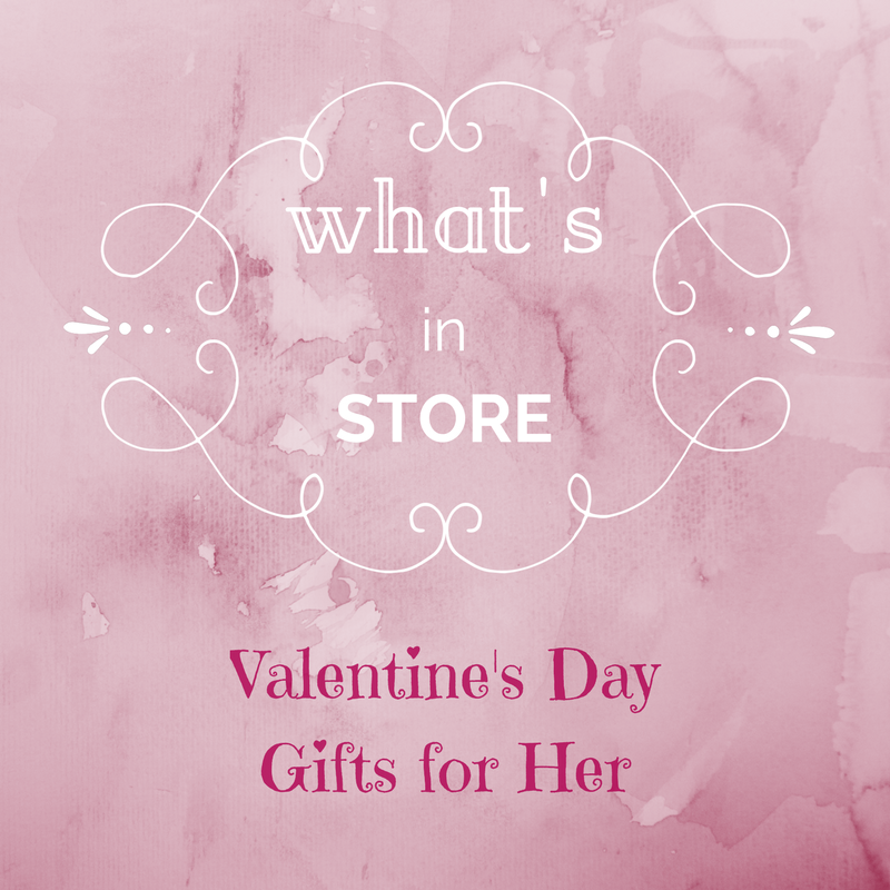 What's in Store at the Natural Selections Gift Shop: Valentine's Day Gifts For Her